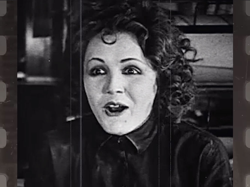 Inspired 1920s woman represents developing leadership skills