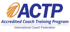 Swirl and ACTP - logo for ICFa