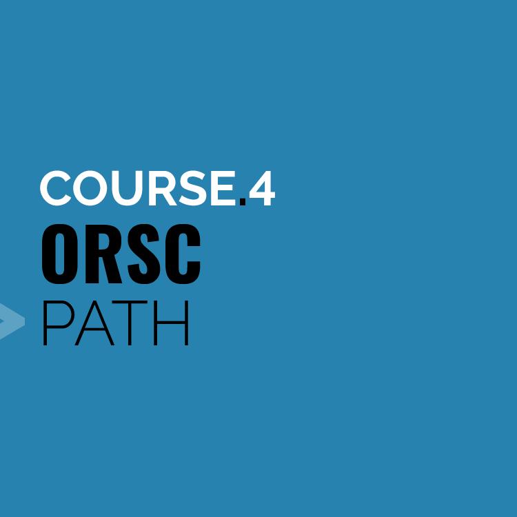 4 ORSC Path   CRR Canada