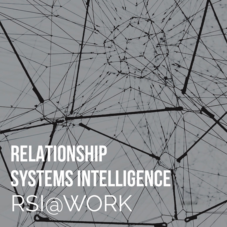Web signifies relationship systems intelligence RSI@Work